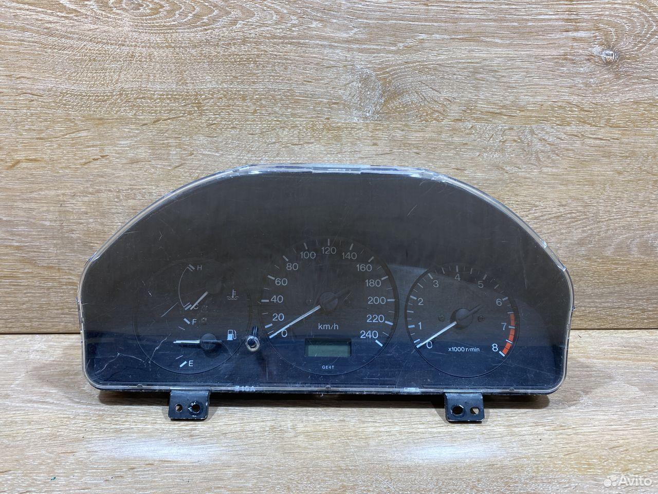 Панель приборов Mazda 626 GF бензин 772088  89534684247 купить 1