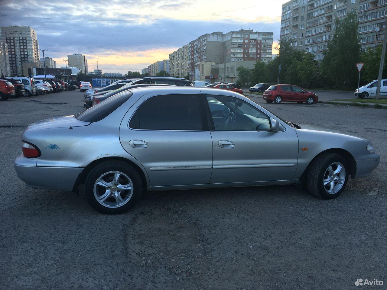 KIA Clarus, 1996  89097979385 купить 4