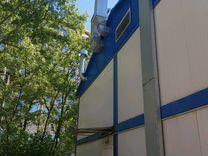 Модульное здание 1250 кв.м. Офис + Столовая/Кухня