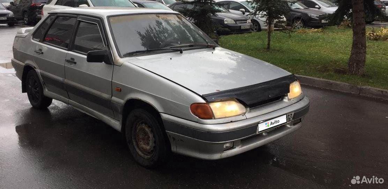 ВАЗ 2115 Samara, 2004  89625337500 купить 1