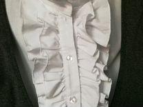 Школьная блуза
