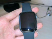 Часы Apple watch spice gray 4, 44 mm