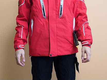 Мужской горнолыжный костюм, размер 50