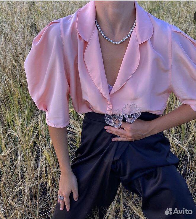 Французская блуза винтаж  89224783788 купить 1