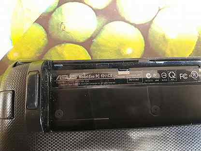 Ноутбук Asus Eee PC 1011CX