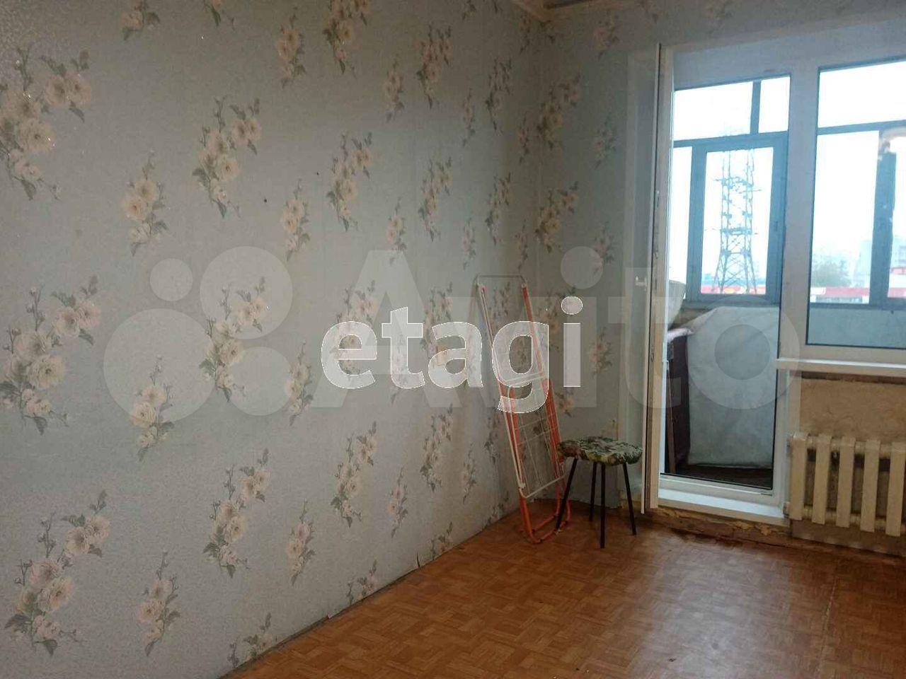 1-к квартира, 34 м², 2/9 эт.  89201336441 купить 3
