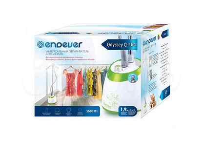 Отпариватель для одежды endever odyssey Q-104