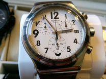 Часы Swatch хронограф оригинал