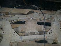 Подвеска задняя всборе Chrysler 300c