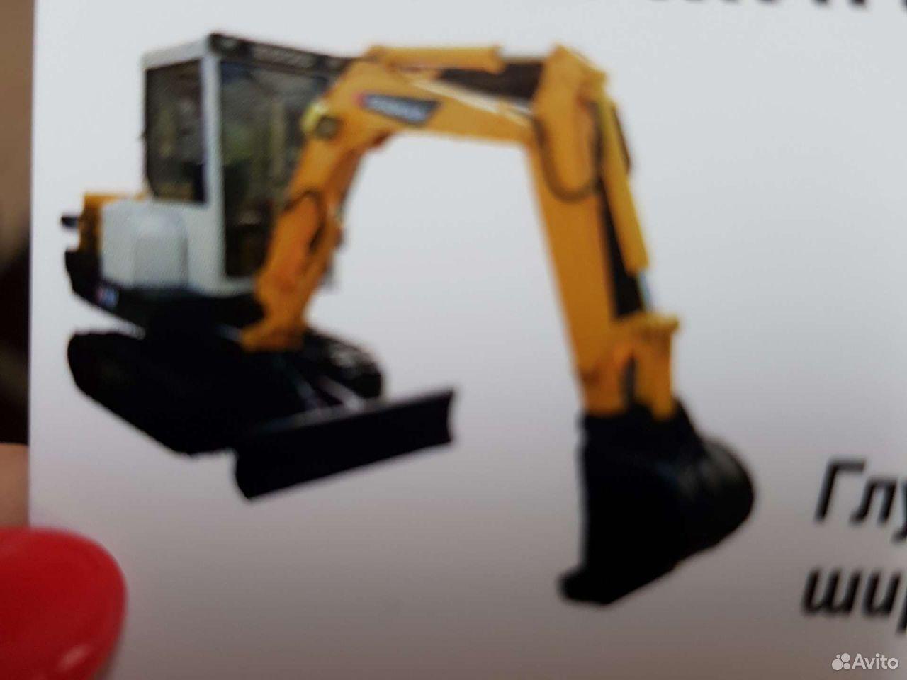 Услуги мини-экскаватора  89373771171 купить 1