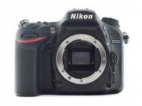 Фотоаппарат Nikon D7200 с 2мя объективами Обмен