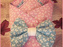 Одеялко двухстороннее новое + упаковка + доставка