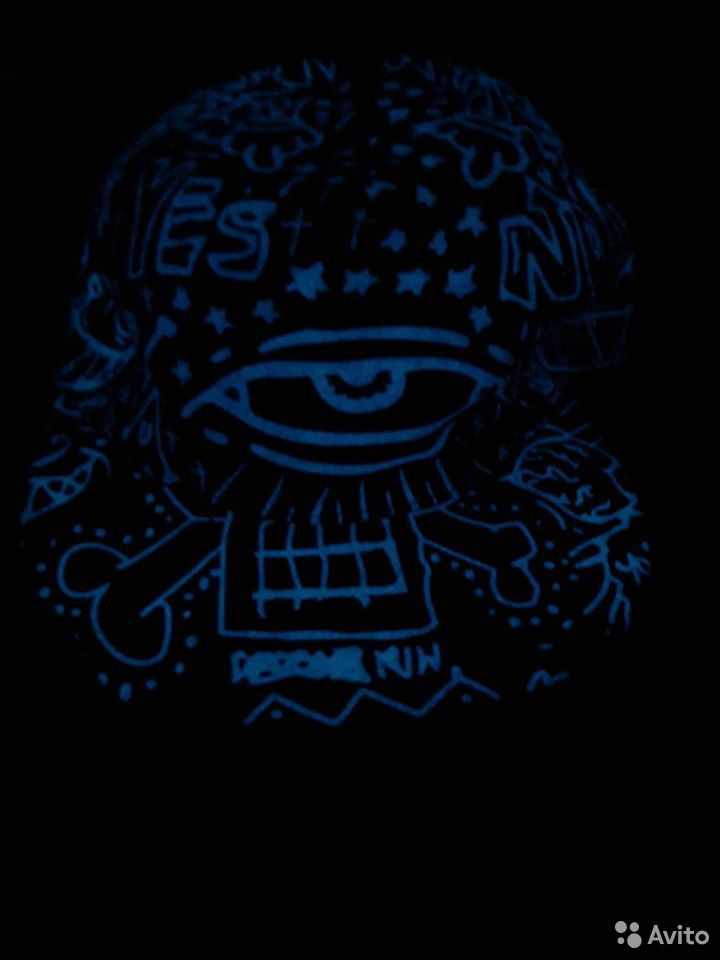 Рэперка граффити(светится)  89088089468 купить 4