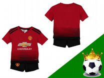 Игровая детская форма Манчестер Юнайтед