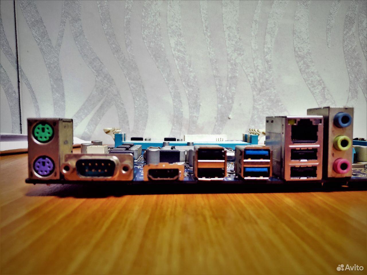 Материнская плата 1155 Gigabyte GA-Z77P-D3 rev.1.1 89538085333 купить 2