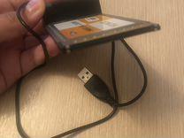 Pcmcia USB 2.0 x 4