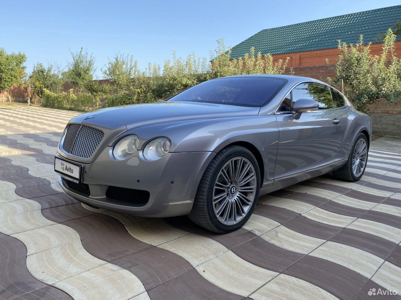Bentley Continental GT, 2004  89063810237 купить 4