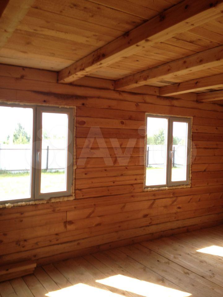 Дом 96.8 м² на участке 6 сот.  89627826259 купить 6