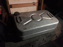 Канистра для бензина алюминиевая 40 литров СССР