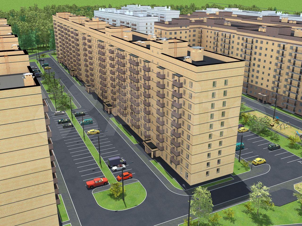 1-к квартира, 37.5 м², 3/10 эт.  84812777000 купить 8