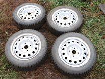 Комплект зимних колес — Запчасти и аксессуары в Челябинске