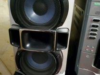 Музыкальный центр Sony новый