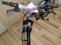 Горный велосипед новый