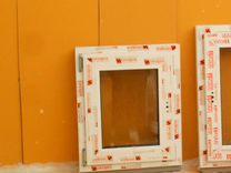 Окна пластиковые 520х605 мм