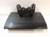 Консоль Sony PlayStation 3 Super Slim 500Гб 13 игр