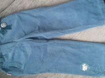 Вельветовые штаны р.104