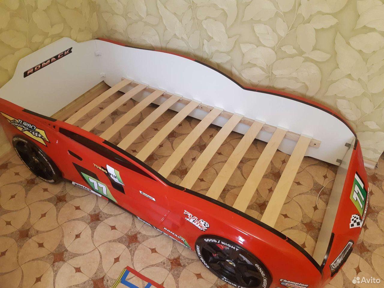 Кровать машина  89537778000 купить 3