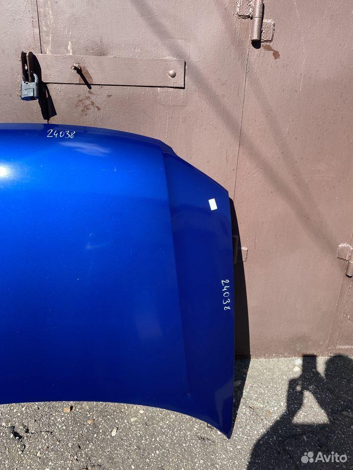 Капот синий Volkswagen Passat B5 +  89534684247 купить 3