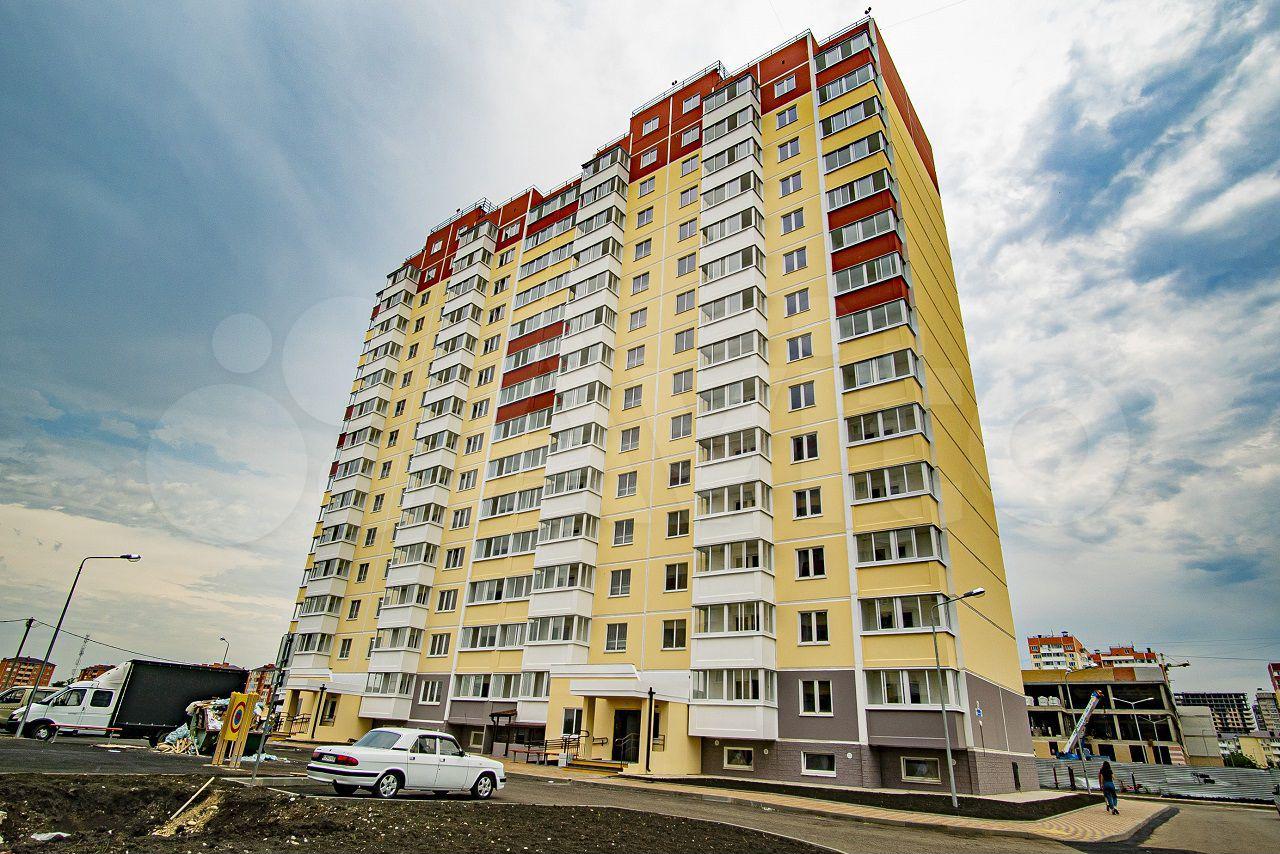 Квартира-студия, 26 м², 4/14 эт.  88613258698 купить 2