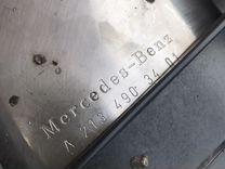 Диффузор Mersedes e213 amg оригинал
