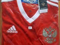 Футболка сборной России по футболу