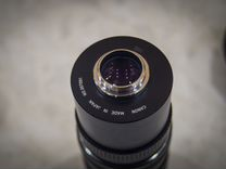 Canon 17-102 mm f/ 2.0 TV Zoom V6x17
