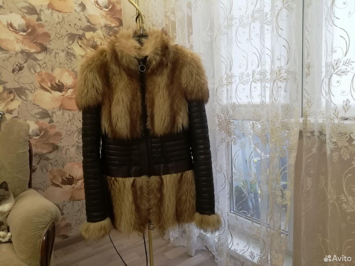 Куртка, натуральная кожа  89006739525 купить 5