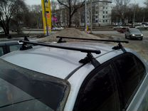 Багажник на крышу Hyundai Accent (new)