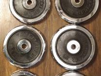 Гриф для штанги Kettler и диски Kettler. Обмен