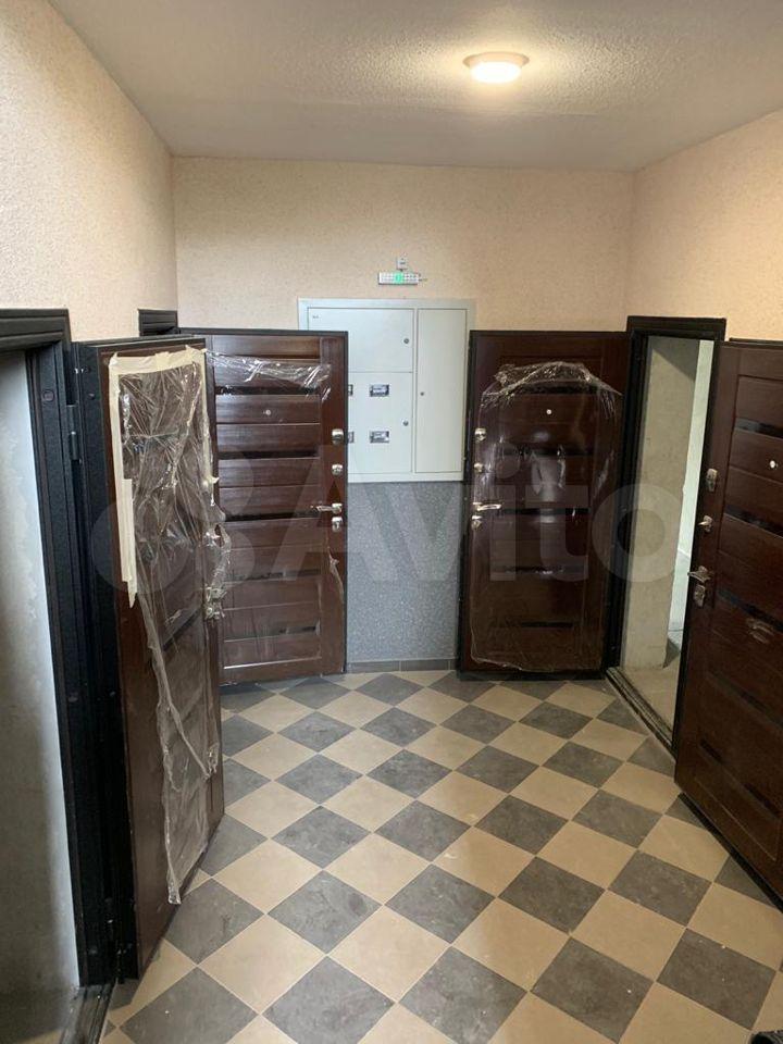 1-к квартира, 42.8 м², 3/4 эт.  89097931766 купить 9