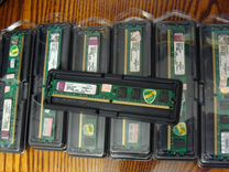 Озу 2,4,8 Гб DDR 2 и 3, SO-dimm DDR2 Гар 1 мес