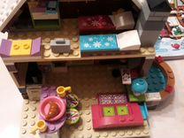 Lego Friends 41323 Зимний домик