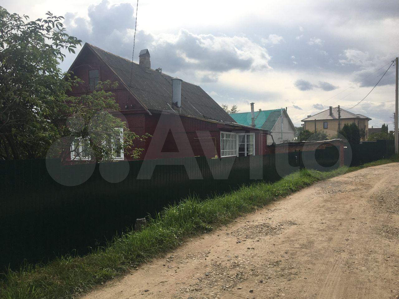 Дом 80 м² на участке 6 сот.  89156594626 купить 2