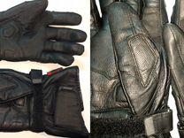 Перчатки кожаные IXS Anubis, мотоперчатки