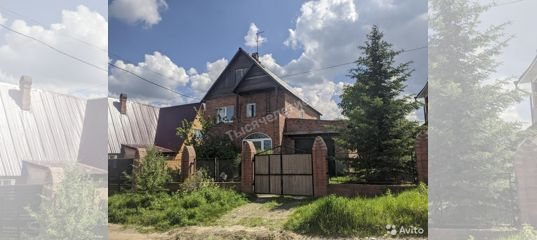 Коттедж 177.3 м² на участке 10 сот. в Иркутской области   Недвижимость   Авито