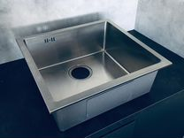 Кухонная мойка Zorg Steel Hammer SH R 4844