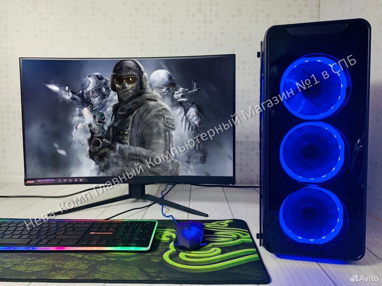Игровой системный блок  88124253313 купить 1