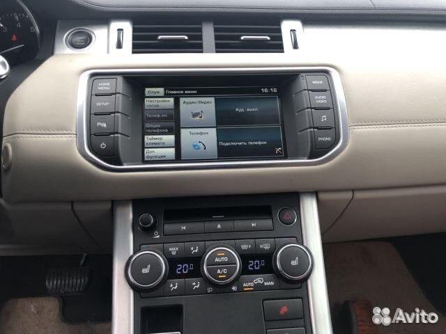 Land Rover Range Rover Evoque, 2014  89091955497 купить 7