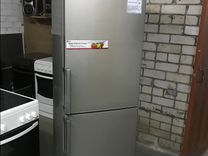 Холодильник LG 2/камеры No Frost Mеталлик