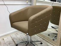Парикмахерское кресло Гламрок Panda — Оборудование для бизнеса в Москве
